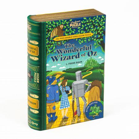 Wizard of Oz Library Jigsaw