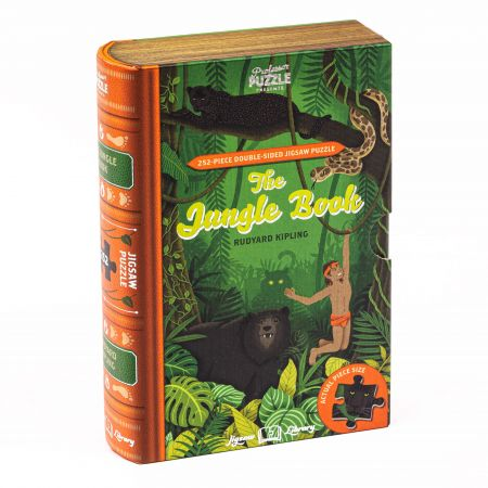 Jungle Book Library Jigsaw