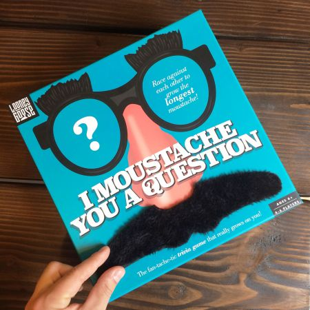 Moustache You A Question Game