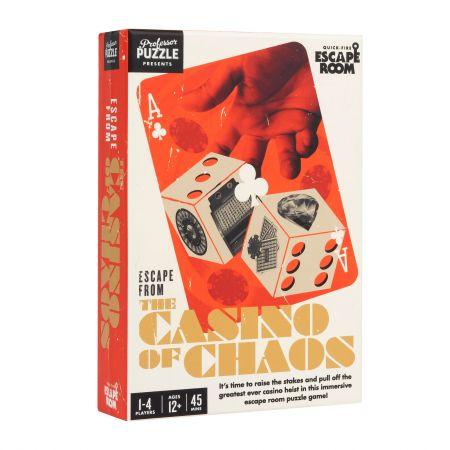 Escape Casino of Chaos Game