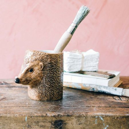Hedgehog Pencil Pot