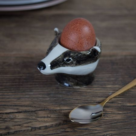 Badger Egg Cup