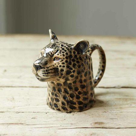 Leopard Jug