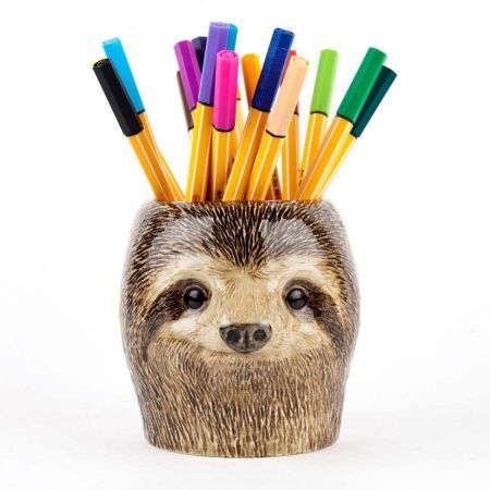 Sloth Pencil Pot