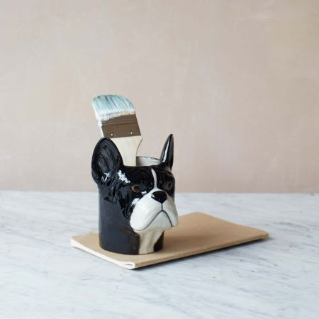 French Bulldog Pencil Pot