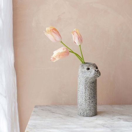 Harbour Seal Flower Vase