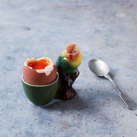Love Bird Egg Cup