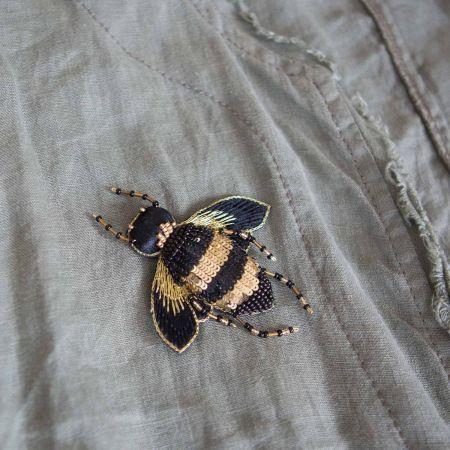 Belinda Bee Brooch
