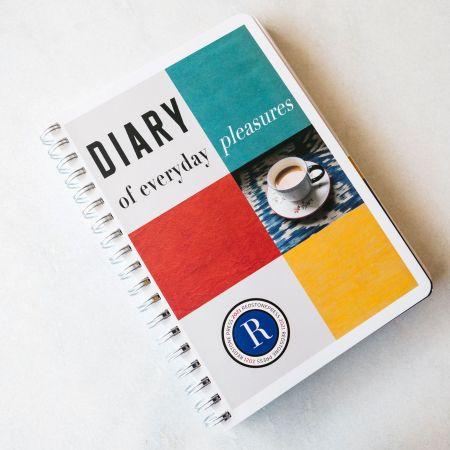 Everyday Pleasures 2021 Diary