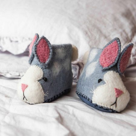 Rory Rabbit Booties