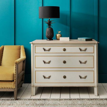 Chantilly Large Chest of Drawers