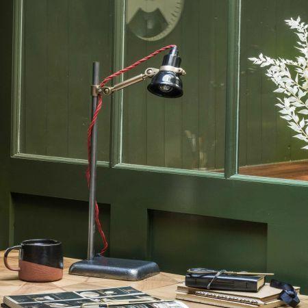 Lab Desk Lamp