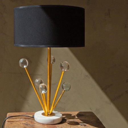 Atlas Table Lamp
