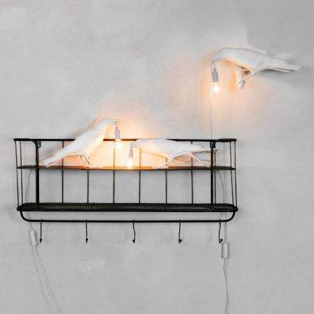 White Crow Lamps