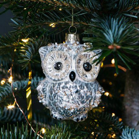 Oli Owl Decoration