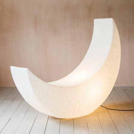 My Moon Seat Lamp