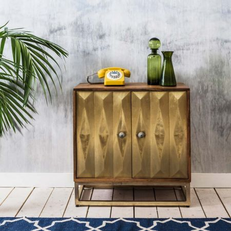 Umberto Brass Media Cabinet