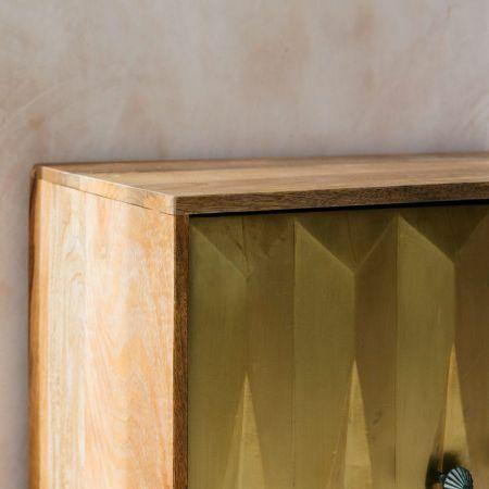 Umberto Brass Sideboard