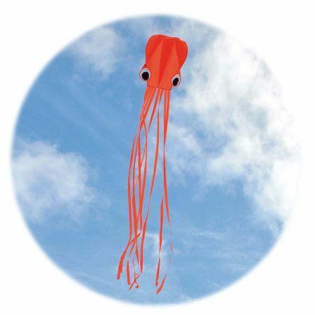 Octofoil Kite - Thumbnail