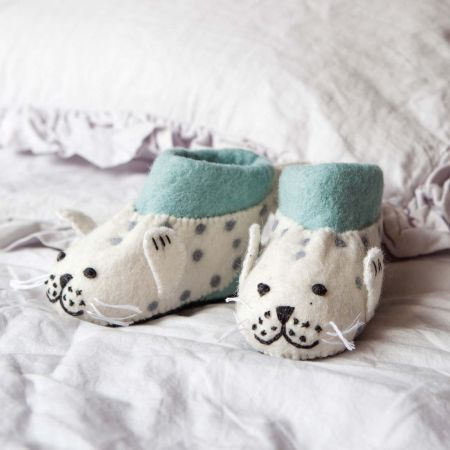 Sally Seal Booties