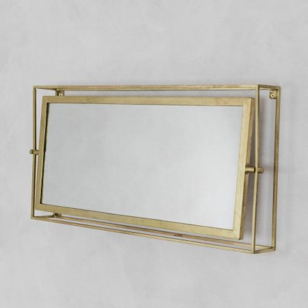 Mettisse Swivel Single Mirror