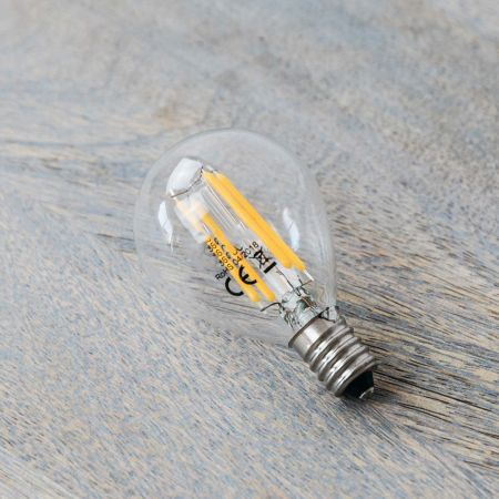 Outdoor Monkey Light Bulb - Thumbnail