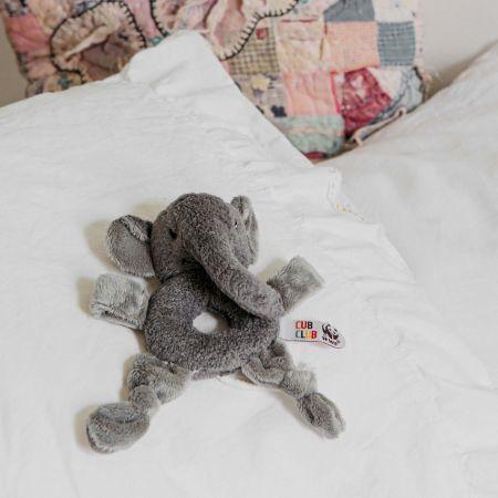 Elena Elephant Grey Grabber