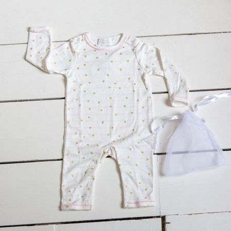 Babygrow with Wings