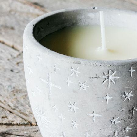 Christmas Star Candles