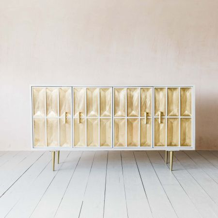 Bullion Four Door Sideboard
