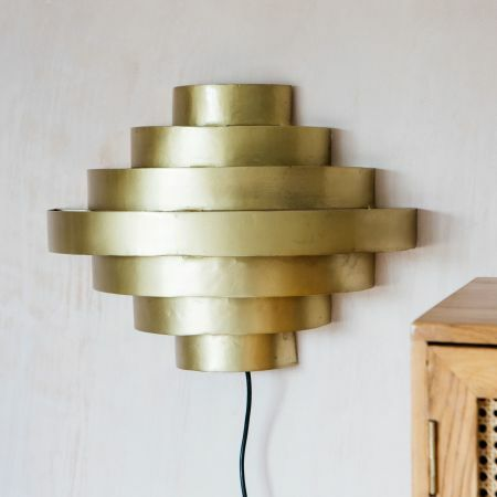 Small Halo Wall Sconce