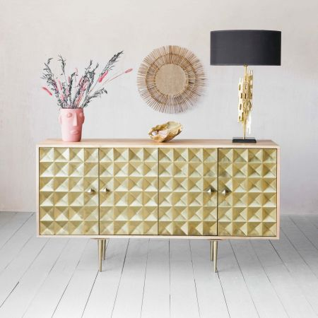 Gem Cladded Sideboard