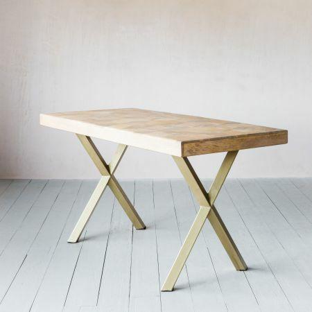 Faye Parquetry Desk