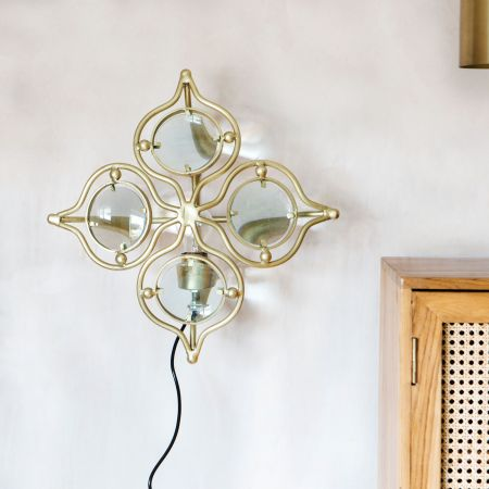 Zaire Magnifying Wall Sconce