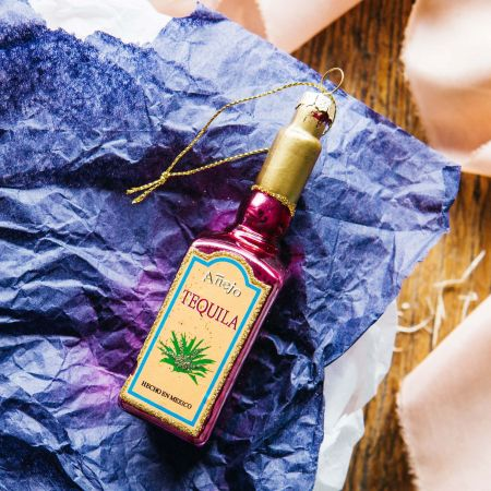 Tequila Bottle Decoration