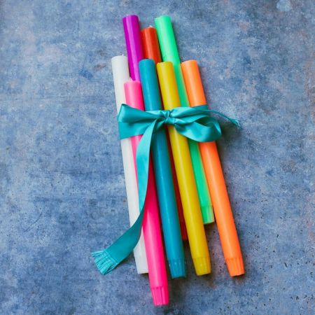 Fluoro Candles