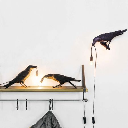 Black Crow Lamps