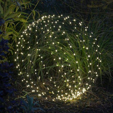 Small Sphere Solar Light
