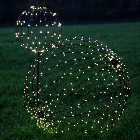 Large Sphere Solar Light
