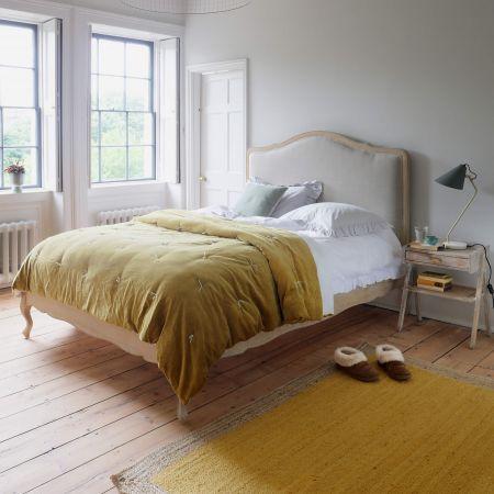 Alora Natural Linen Beds