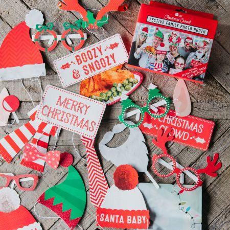 Christmas Entertainment Photo Booth