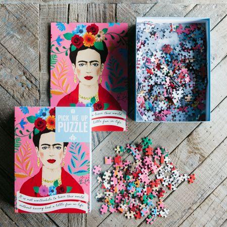 Frida Jigsaw Puzzle