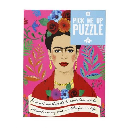 500 Piece Frida Jigsaw Puzzle