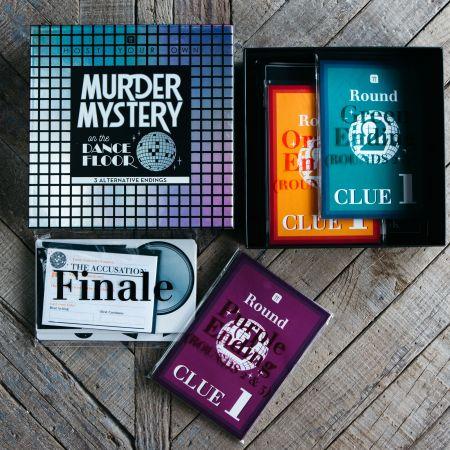 Murder Mystery Dance Floor