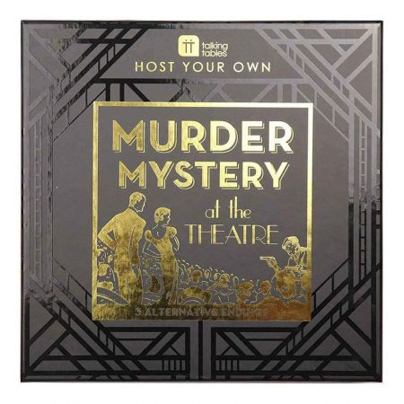 Murder Mystery at the Theatre