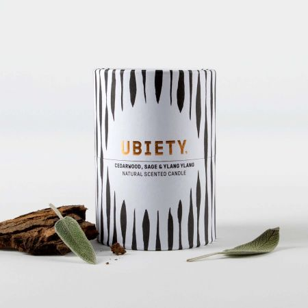 Ubiety Natural Scented Candle
