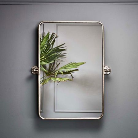 Otto Rectangular Tilting Mirrors