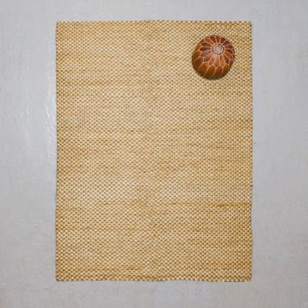Kota Extra Large Natural and Black Rug