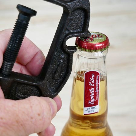Vice Bottle Opener