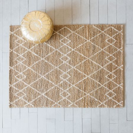 Asa Small Handwoven Rug
